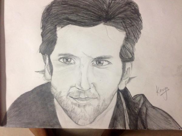 Bradley Cooper by Kavya
